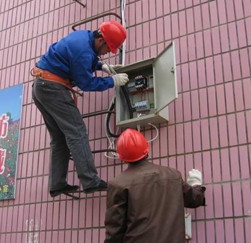 后果:照明配电箱装设的螺旋熔断器接线不正确将电源线接到