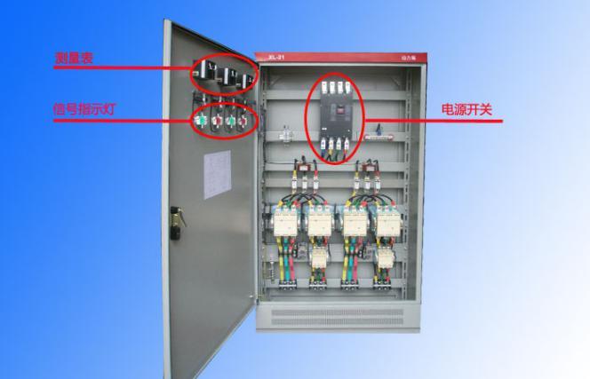 配电箱中元器件的摆放规则 图片2