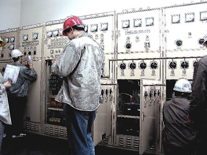 低压成套设备巡视检查及检修项目 图片1