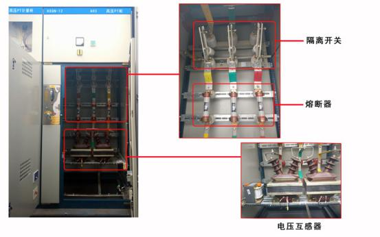 10KV成套高压开关柜的主要组成介绍 图片3
