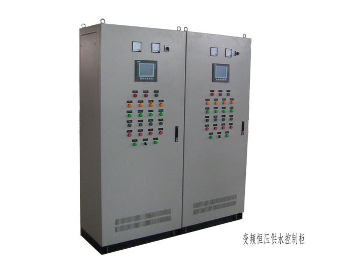 案例分享——变频供水控制柜操作简化实例图片1